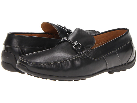 Pantofi Florsheim - Ignition Bit - Black Smooth Leather