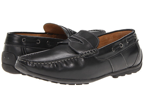 Pantofi Florsheim - Ignition Penny - Black Smooth Leather