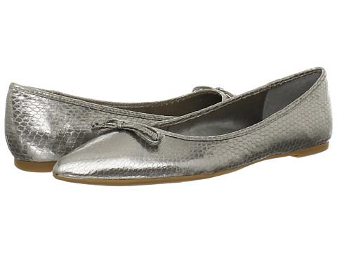 Balerini Nine West - Keep It Up - Dark Silver Synthetic