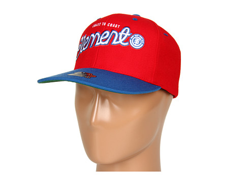 Sepci Element - Your City Hat - Red