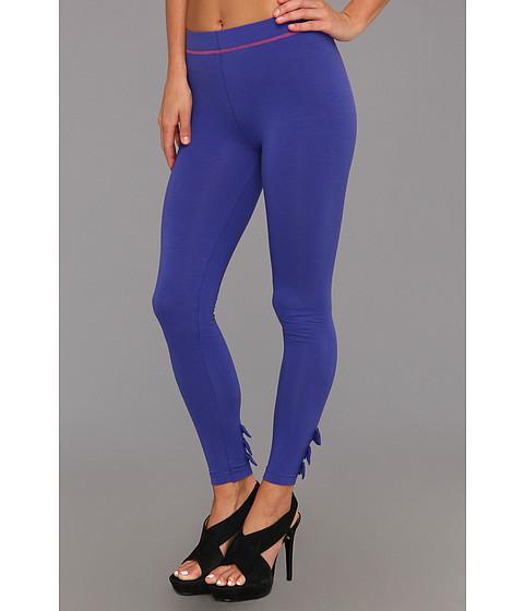 Pantaloni Betsey Johnson - Baby Bows Cut & Sew Legging - Royal Blue