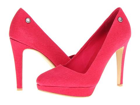 Pantofi Diesel - Fame Strap Kristaly - Red