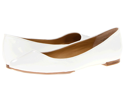 Balerini Nine West - Widgeon - White Synthetic