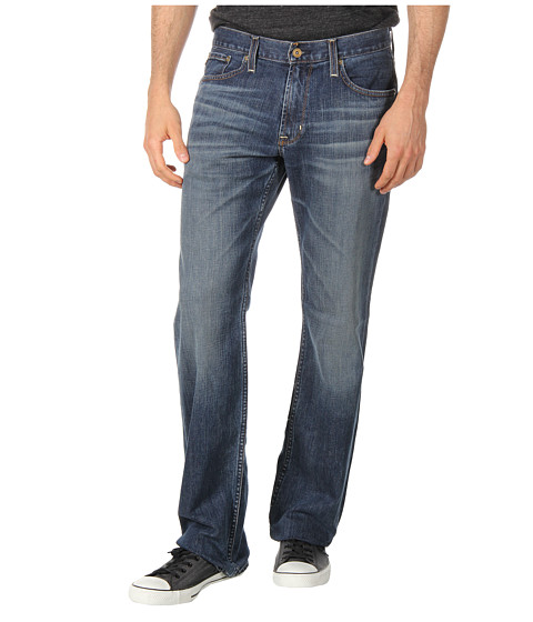 Blugi Big Star - Union Straight Leg Jean in Thompson Medium - Thompson Medium