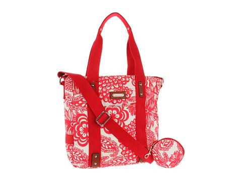 Posete Franco Sarto - Lexi Tote - Red Floral