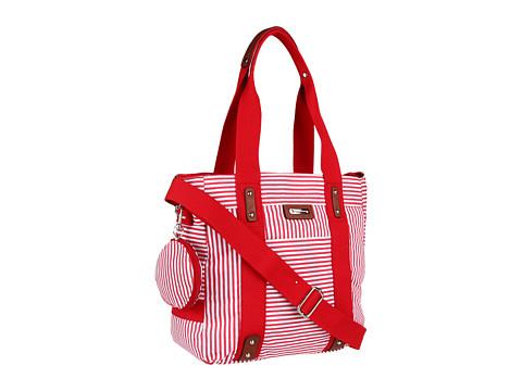 Posete Franco Sarto - Lexi Tote - Red Stripe