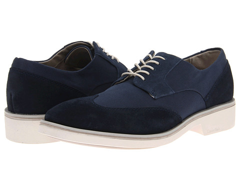 Pantofi Calvin Klein - Devin - Navy