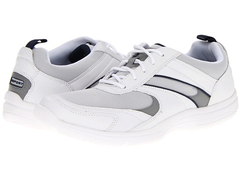 Adidasi Rockport - Wachusett Trail Sport Lace-Up - White