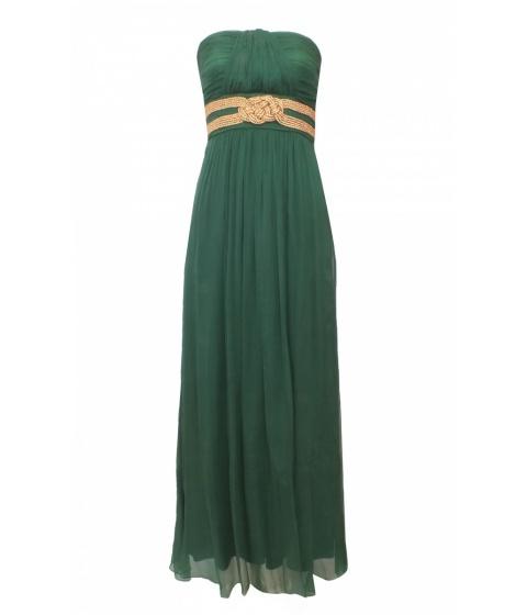Rochii elegante: Rochie Nissa - Rochie Rs314 - Verde