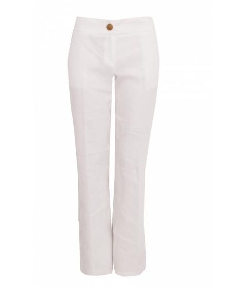 Pantaloni Nissa - Pantalon P5122 - Alb
