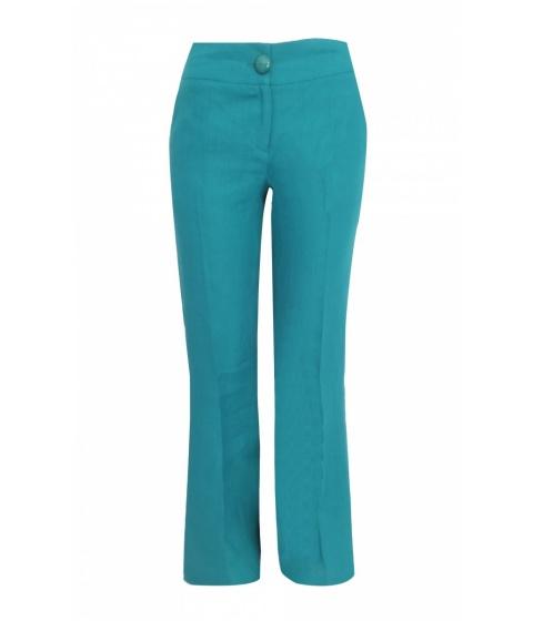 Pantaloni Nissa - Pantalon P5122 - Turcoaz