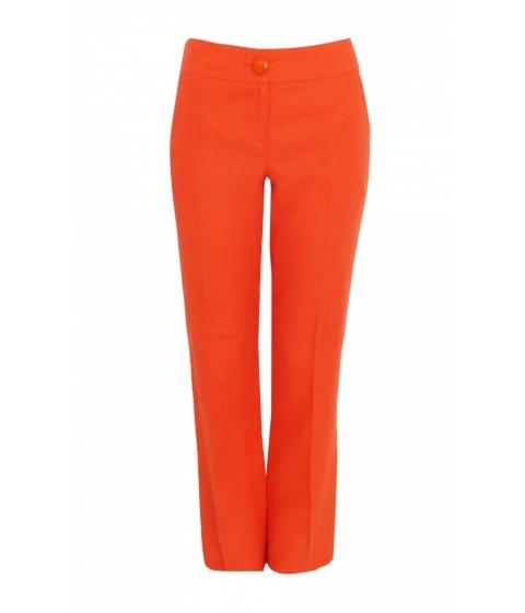 Pantaloni Nissa - Pantalon P5122 - Portocaliu