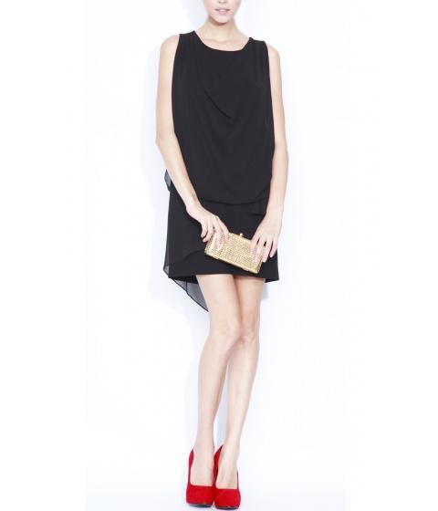 Rochii elegante: Rochie Nissa - Rochie Rz5081 - Negru