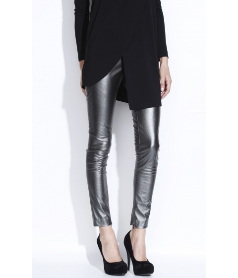 Pantaloni Nissa - Pantalon P5339 - Argintiu