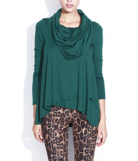 Bluze Nissa - Bluza B5416 - Verde