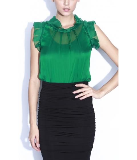 Bluze Nissa - Bluza B5368 - Verde