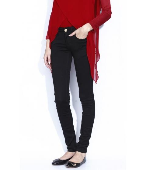 Pantaloni Nissa - Pantalon Exp010 - Negru