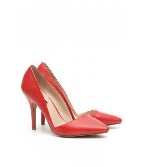 Pantofi Nissa - Pantofi EXPA88577 - Rosu
