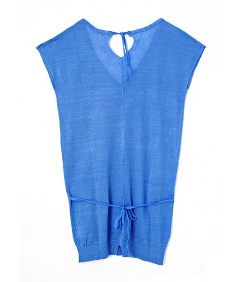 Bluze Mila Brant - Bluza Carla Albastru - Albastru