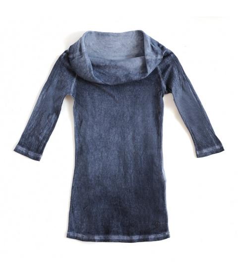 Bluze Dimensione Danza - Bluza Dama Albastru - Albastru