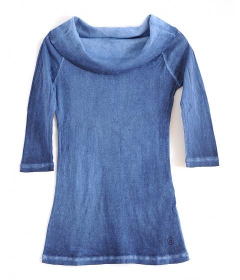 Bluze Dimensione Danza - Bluza Dama Bleumarin - Bleumarin