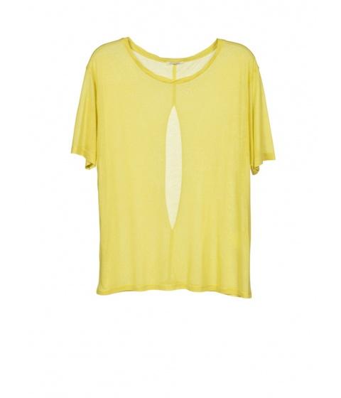 Bluze American Vintage - Bluza Dama Galbena - Galben