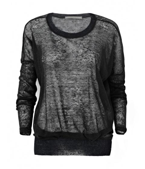 Bluze Superfine - Bluza Dama Negru - Negru
