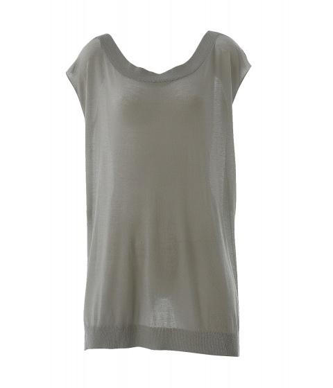 Bluze American Vintage - Bluza gri - Gri