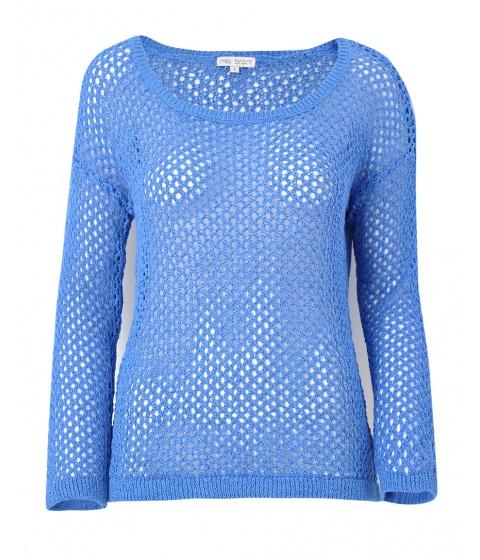 Bluze Mila Brant - Bluza Madison Albastru - Albastru