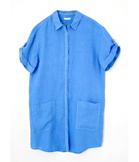Camasi Mila Brant - Camasa Erica Albastru - Albastru