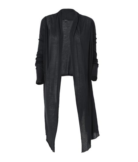 Bluze Nue19.04 - Cardigan Malte Negru - Negru