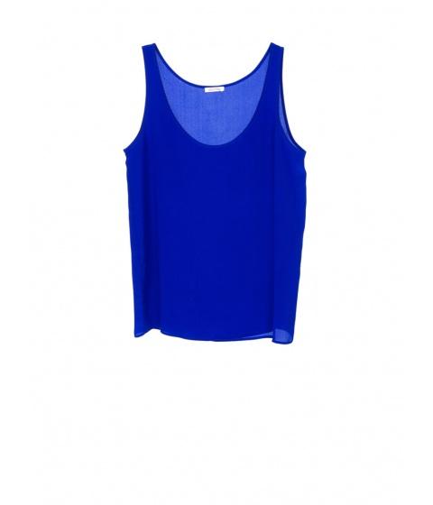Tricouri American Vintage - Maieu Dama Albastru - Albastru