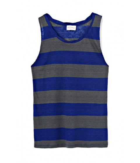 Tricouri American Vintage - Maieu Dama Albastru/Gri - Array