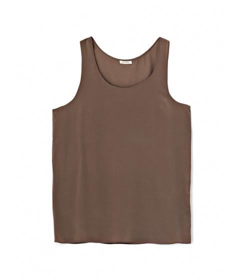 Tricouri American Vintage - Maieu Dama Bej - Bej