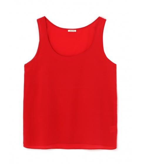 Tricouri American Vintage - Maieu Dama Rosu - Rosu