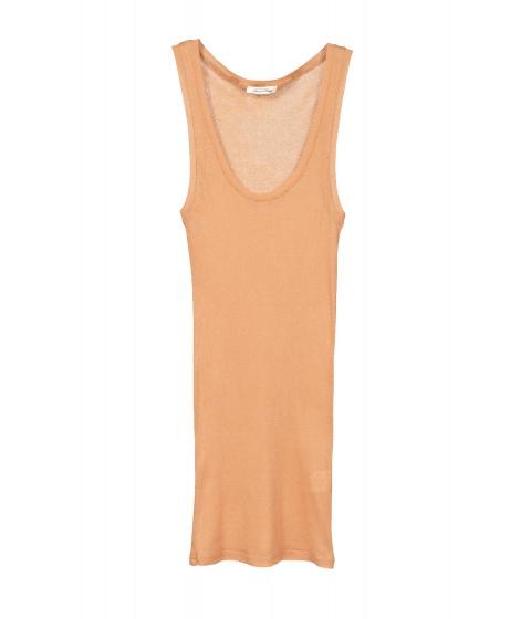 Tricouri American Vintage - Maiou nude - Nude