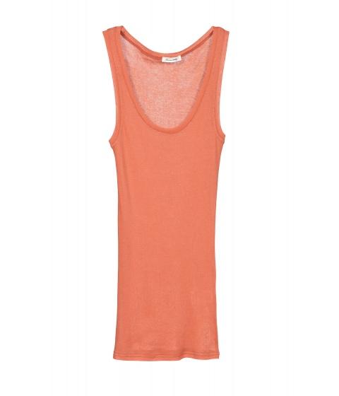 Tricouri American Vintage - Maiou Portocaliu - Portocaliu