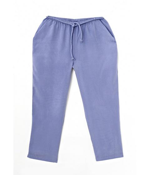 Pantaloni Humanoid - Pantalon Dama Bleumarin - Bleumarin
