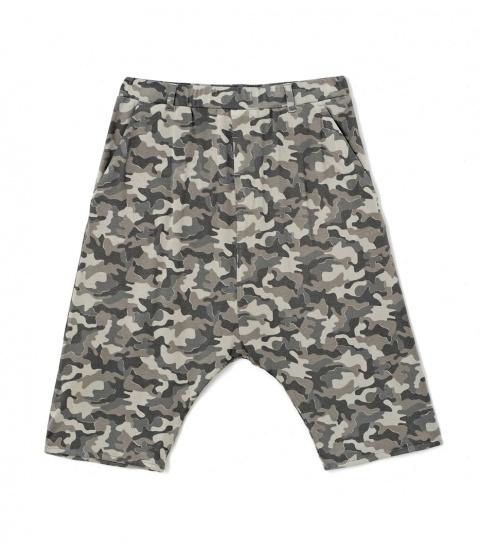Pantaloni Superfine - Pantalon Dama Camuflaj -