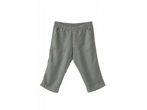 Pantaloni Dimensione Danza - Pantaloni 3/4 Kaki - Kaki