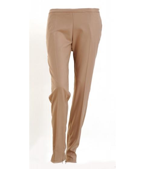 Pantaloni Twin Set - Pantaloni Dama Bej - Bej
