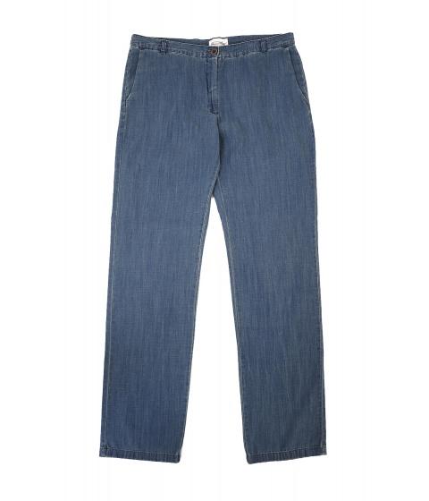 Pantaloni American Vintage - Pantaloni denim albastru - Albastru