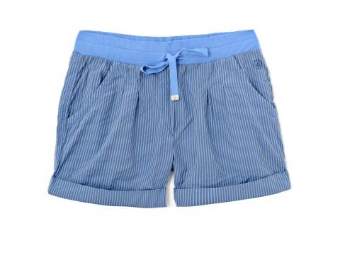 Pantaloni Dimensione Danza - Pantaloni Scurti Albastru - Albastru