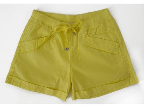 Pantaloni Dimensione Danza - Pantaloni scurti galbeni - Galben