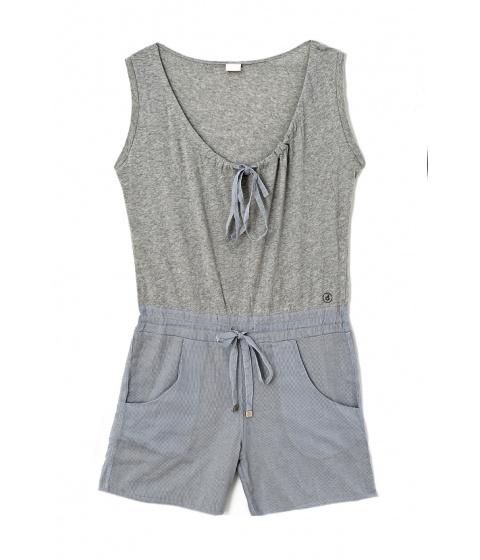 Pantaloni Dimensione Danza - Salopeta Pantaloni Scurti - Gri