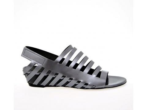Sandale Vic Matie - Sandale Dama Gri - Gri
