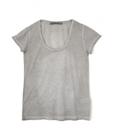 Tricouri Superfine - Tricou Dama Gri - Argintiu