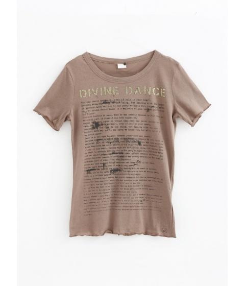 Tricouri Dimensione Danza - Tricou Dama Maro - Maro