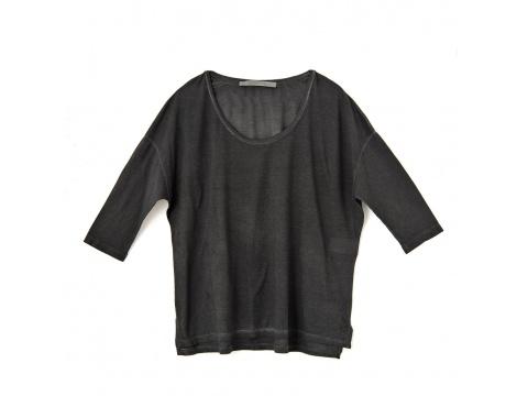Tricouri Superfine - Tricou Dama Negru - Negru