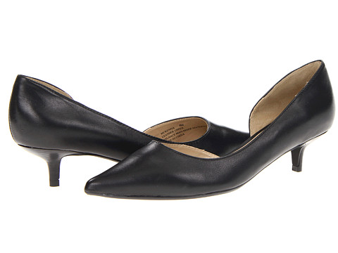Pantofi rsvp - Mckenna D-Orsay - Black Nappa